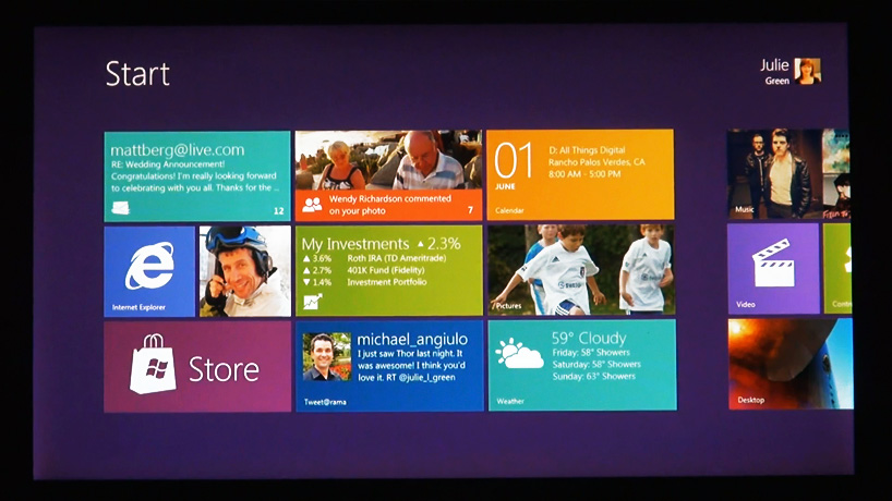 Windows 8 – Die bisher beste Alpha Version von Windows!