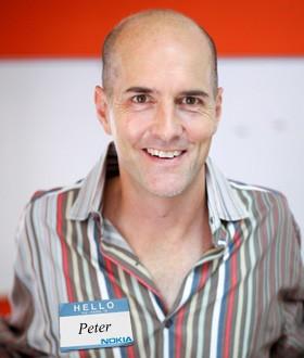 Peter Skillman, VP UX Design Nokia