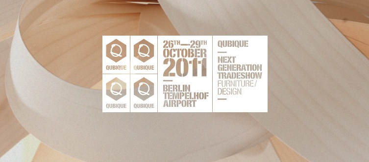 think moto auf der QUBIQUE vom 26.-29.10. in Berlin