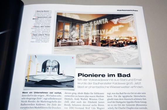 Ein Bad für Evita - Pioniere in der Architektur & Wohnen