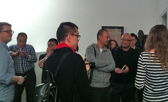 think moto empfängt die Delegation der Creative Design Association aus Chongqing, China