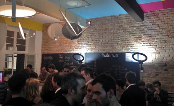 think moto @ Telekom hub:raum