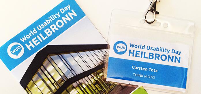 WUD 2013: Branded Interaction Design … oder warum Usability nur der Anfang ist.