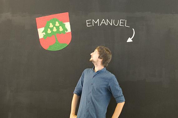 Willkommen Emanuel