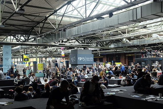 Von Netzkultur bis Raumfahrt — Das war die re:publica 2015