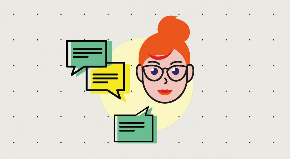Kuck mal, wer da spricht! Chatbots und Sprachassistenten mit Persönlichkeit gestalten.